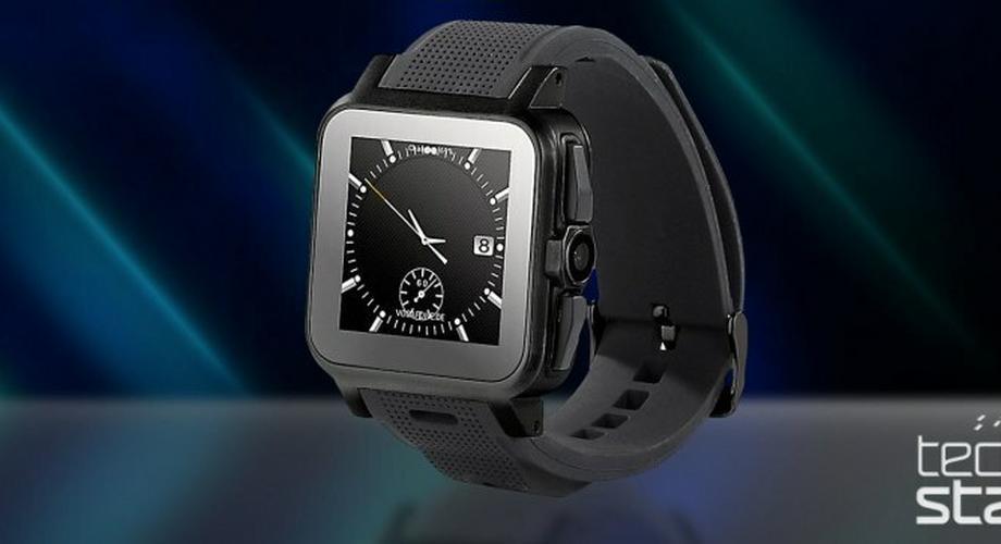 Hands-On: Pearl-Smartwatch mit Android 4.2 und 3G