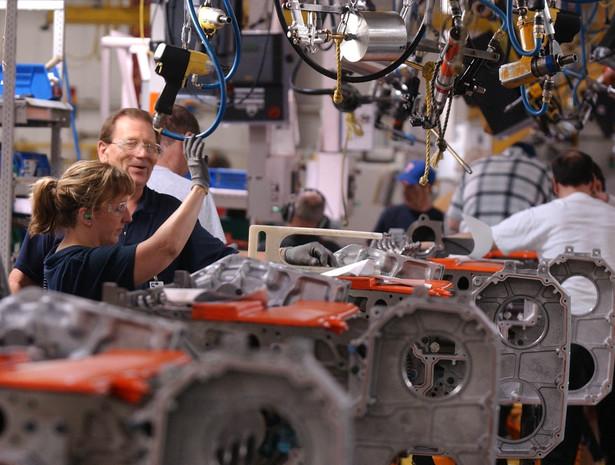 Produkcja silników