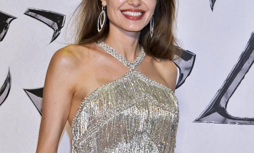 Angelina Jolie spotkała się ostatnio ze swoim pierwszym mężem, Jonny Lee Millerem