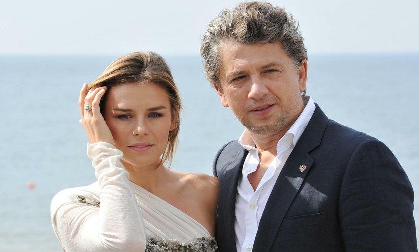 Natasza Urbańska i Janusz Józefowicz