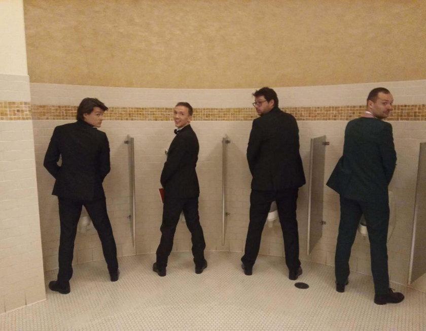 Toaletowy-żart Polaków na Oscarach
