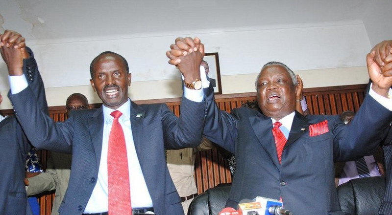 Sossion and Atwoli form new alliance against Uhuru