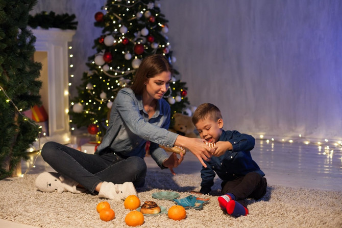 Dečaki i njihove novogodišnje želje