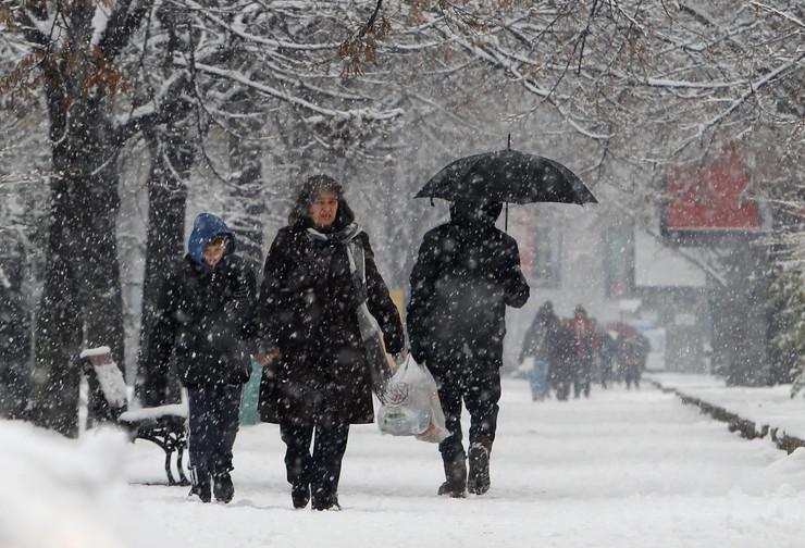 hladno vreme02 makedonija foto Tanjug AP