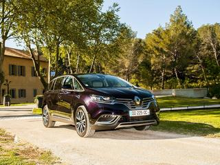 Nowy Renault Espace