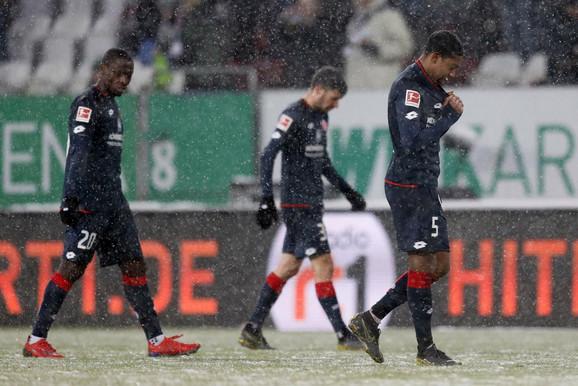 Fudbaleri Majnca su bili očajni posle poraza u Bundesligi