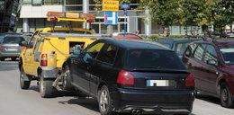 Czy twoje auto było odholowane legalnie?