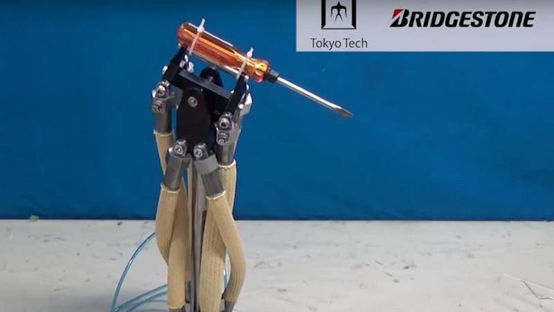 Nowoczesne mięśnie zwiększą funkcjonalność robotów