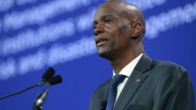 President of Haiti assassinated at home
