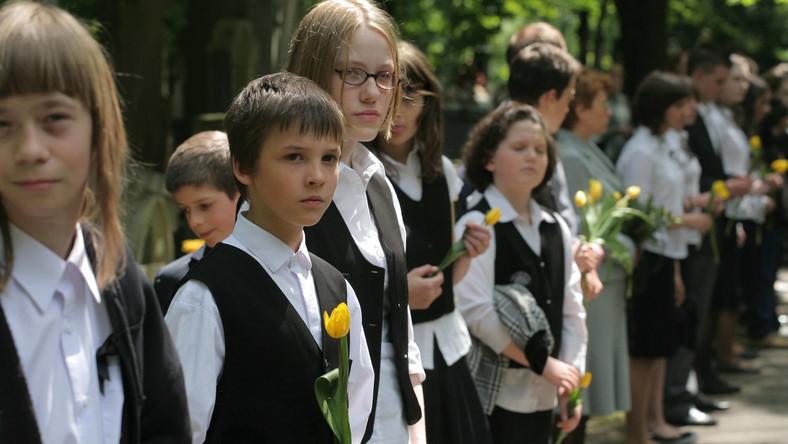 Na Warszawskich Powązkach odbył się pogrzeb Ireny Sendlerowej