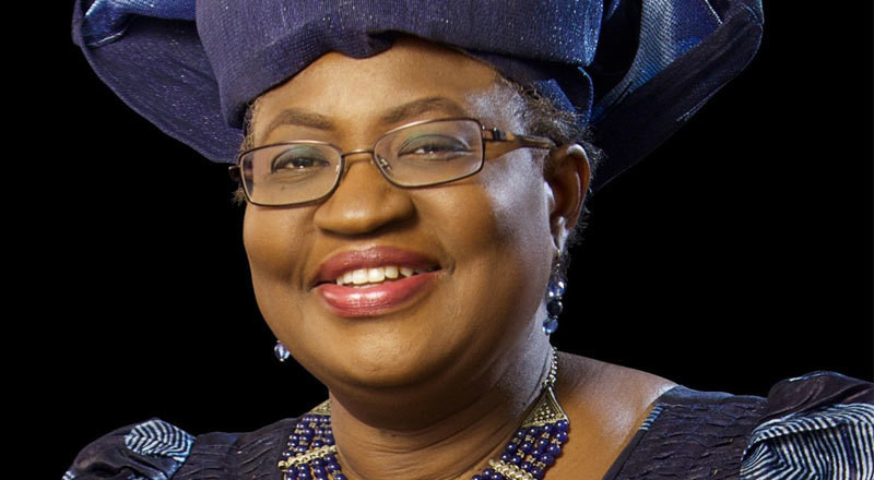Akufo-Addo congratulates Okonjo-Iweala on her appointment as WTO boss