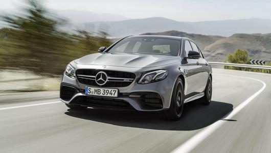 Oto nowy Mercedes-AMG E 63 z drift mode! | Galeria zdjęć