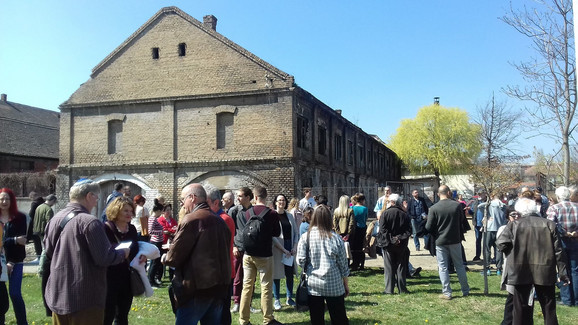 Memorijalni centar će obuhvatati u logor Topovske šupe