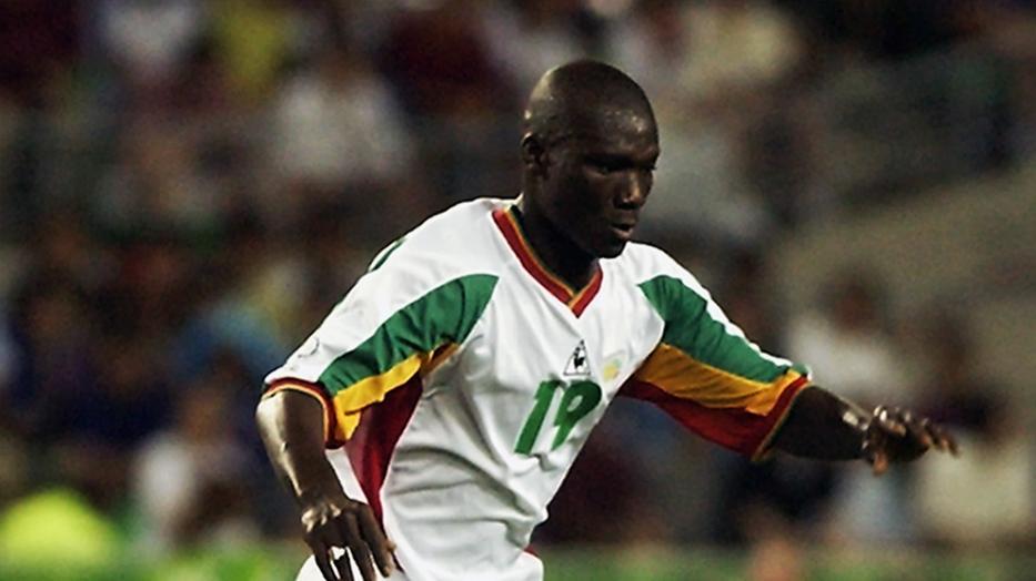 Papa Bouba Diop még csak 42 éves volt / Fotó: Getty Images