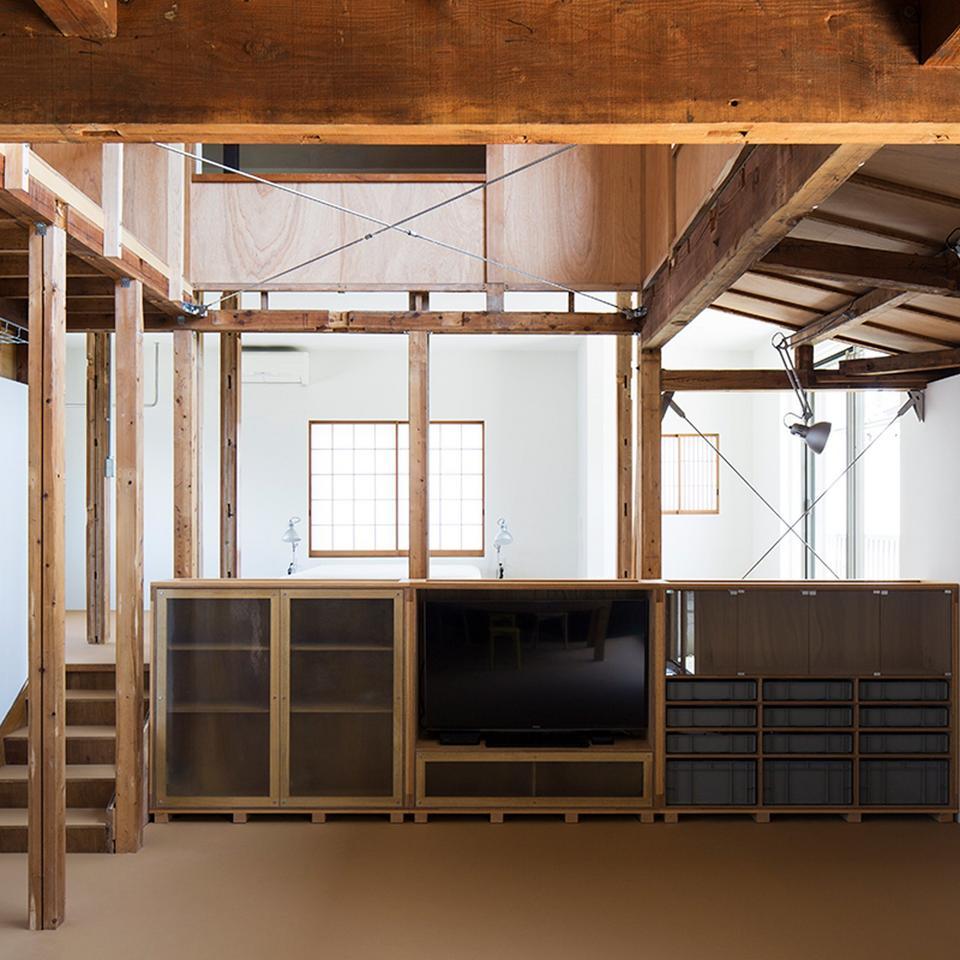 Dom w Hatogaya autorstwa Jo Nagasaki, Japonia