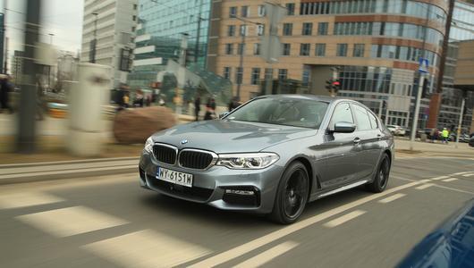 BMW 540i xDrive - powrót do formy | TEST