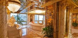 Tak mieszkał Donald Trump. Obrzydliwe bogactwo prezydenta