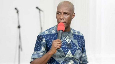"""Don't bring me a seed when your mother's hungry, never do that"""" - Prophet Oduro to his church"""