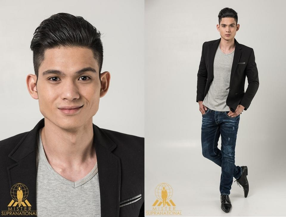 Mister Supranational 2016: Filipiny
