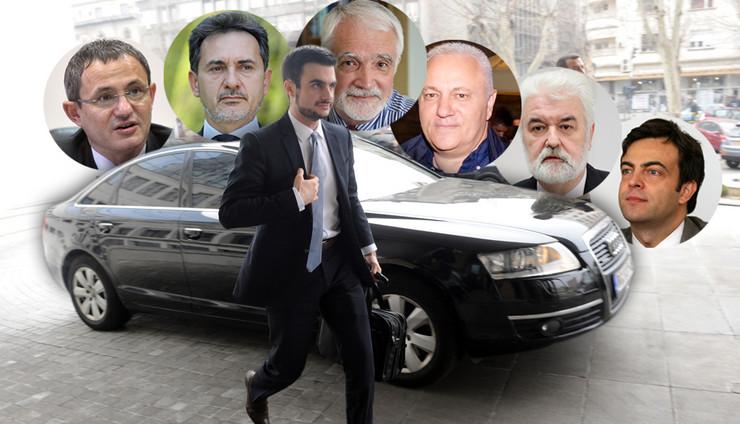 ministri kombo DVA RAS Vesna Lalic, Djordje Kojadinovic, Uros Arsic, Oliver Bunic, Aleksandar Dimitrijevic, Zoran Loncarevic, Petar Markovic
