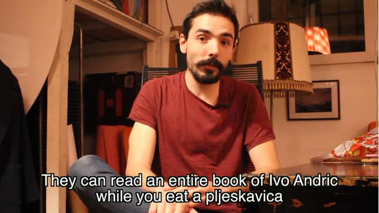 francuz 5foto Youtube Eloi Francuz u Srbiji