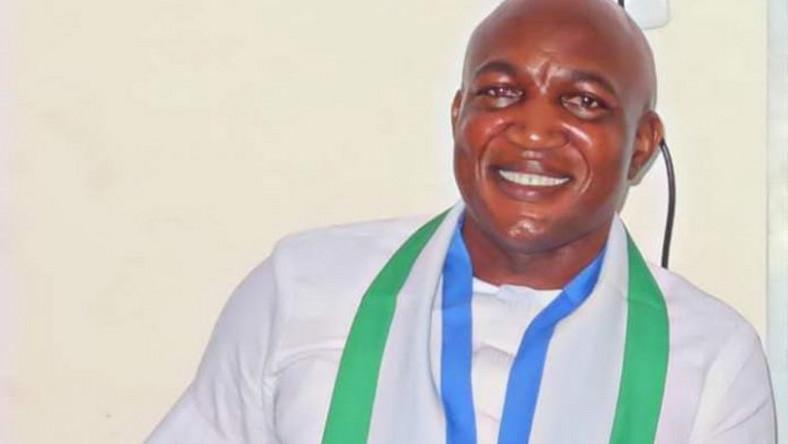 Image result for images of Bayelsa APC deputy governorship candidate, Biobarakuma Degi disqualified