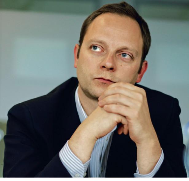 Szymon Midera, nowy prezes Banku Pocztowego