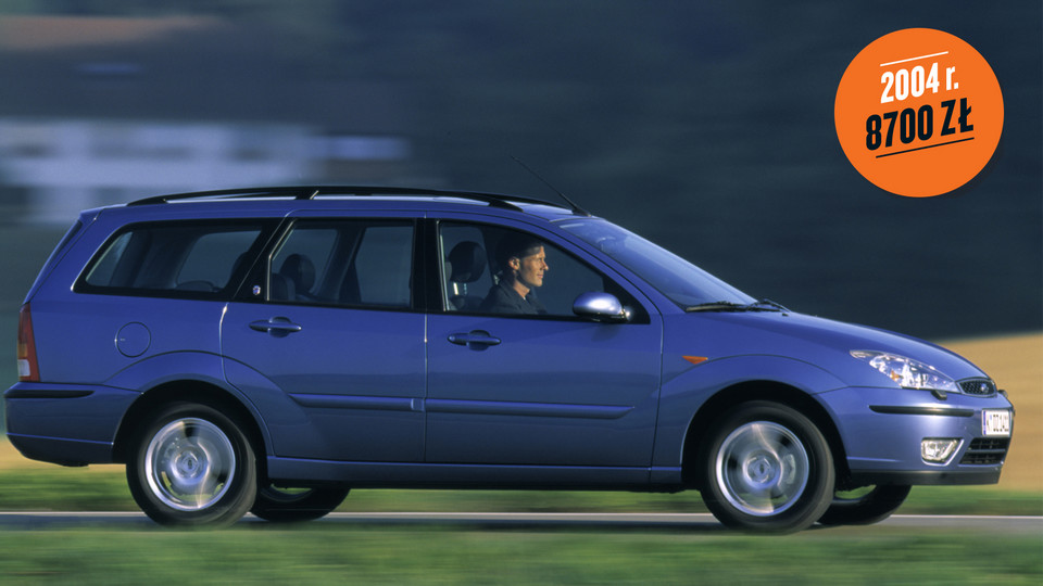 Ford Focus I Turnier (1999-2004)