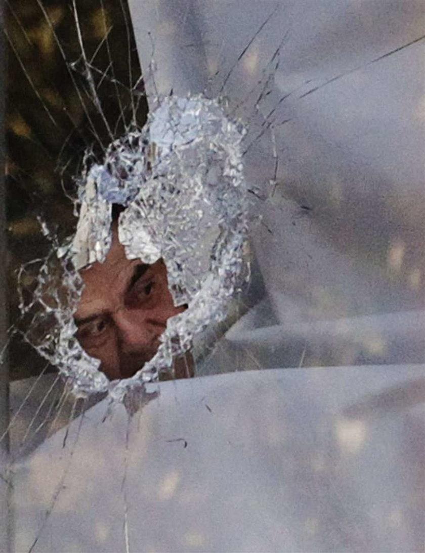 Mężczyzna z bombą 11 godzin przetrzymywał 11-latkę