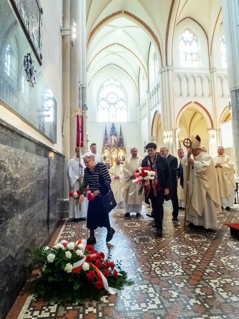 Abp. Grzegorz Ryś uhonorowany medalem 75-lecia misji Jana Karskiego
