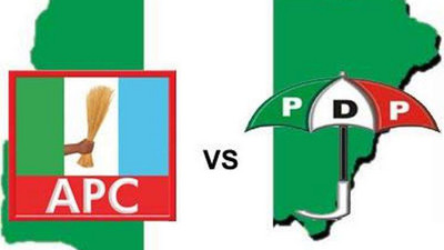 Stop destroying our banners Lagos PDP warns APC