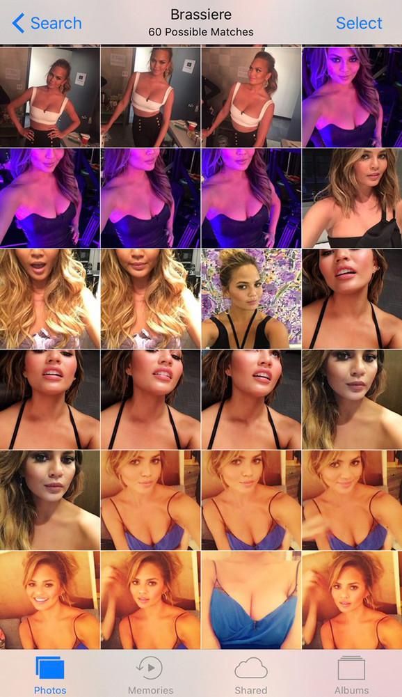 Krisi i sve njene slike na kojima se vide grudi