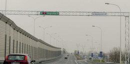 Nowy most źle oznakowany