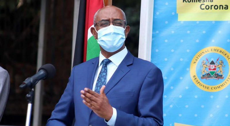 Coronavirus numbers surpass the 7,000 mark in Kenya
