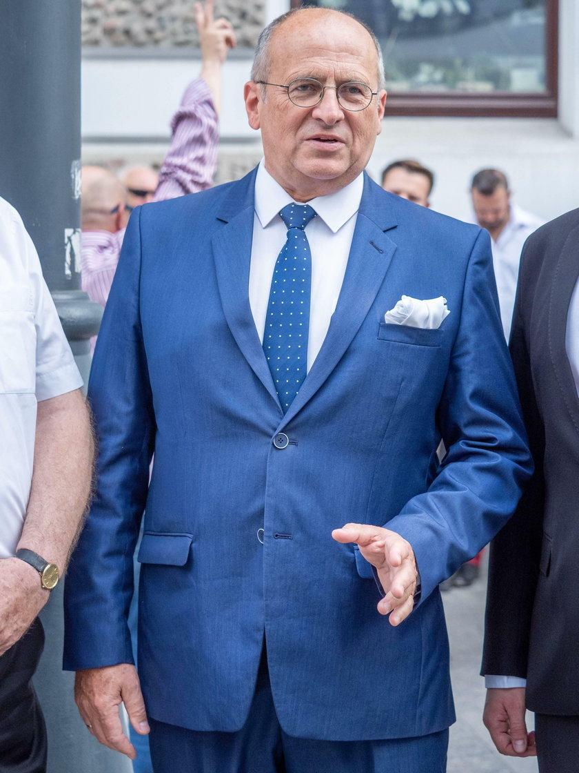 Zbigniew Rau, wojewoda łódzki