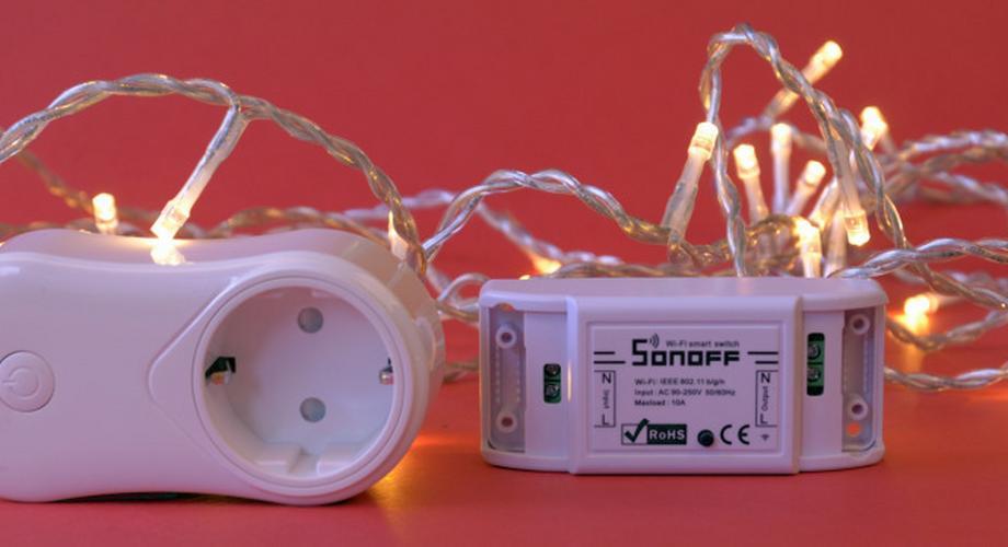 Weihnachtsbeleuchtung smart steuern