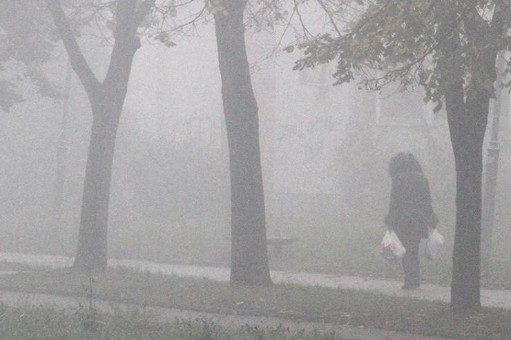 Magla smog