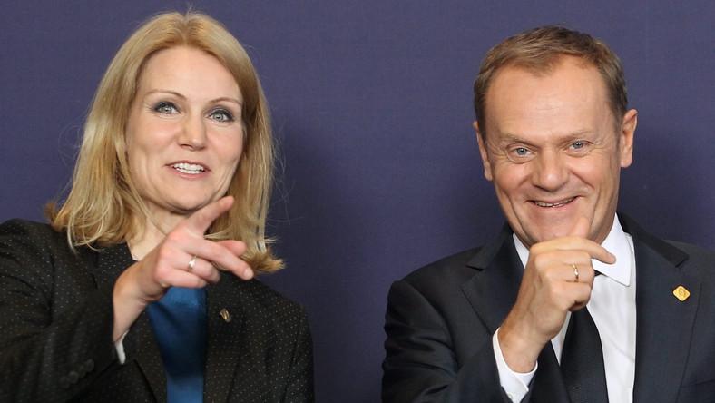"""Dania wylicza mocne i słabe strony Tuska. """"Kiepski angielski, biegły niemiecki"""""""