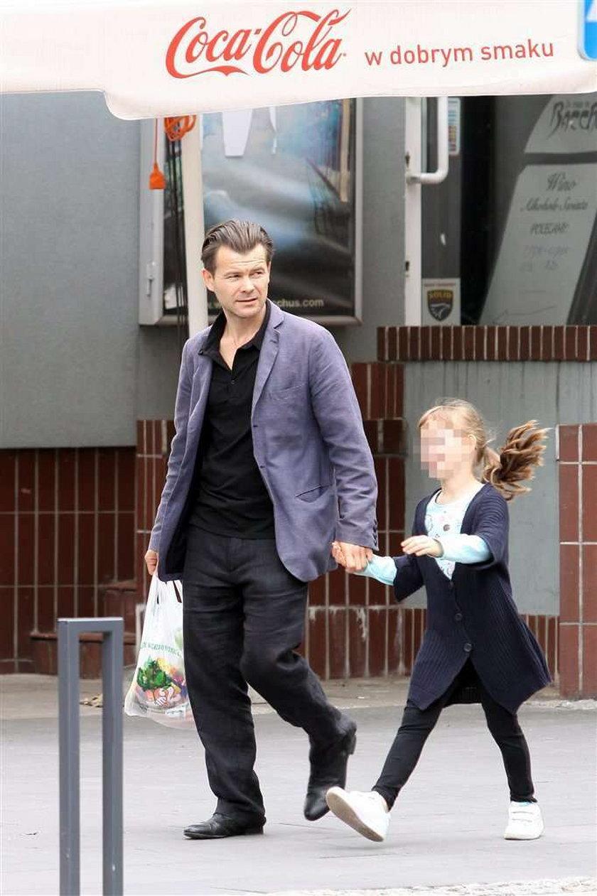 braciak z córką