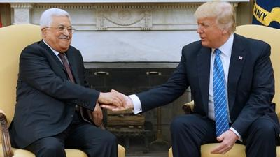 US President to host Palestinian leader, Abbas at the White House