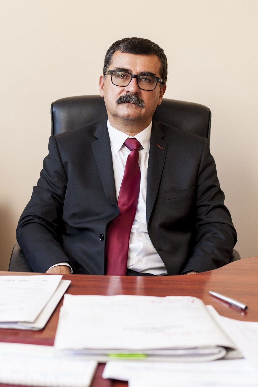 Krzysztof Garbala, prokurator rejonowy w Zabrzu