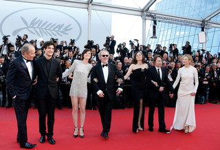 Francuski dramat 'Ismael's Ghosts' otworzył 70. MFF w Cannes