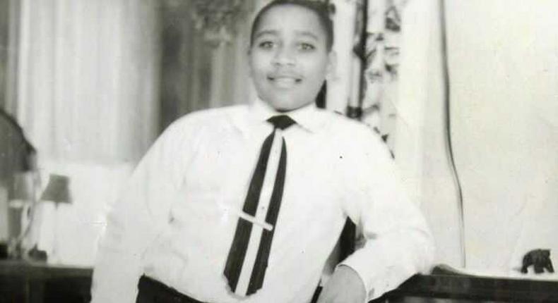 Slain black boy, Emmett Till