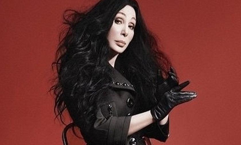 Cher w kampanii Marca Jacobsa