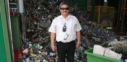 Znalazłem bomę w śmieciach!