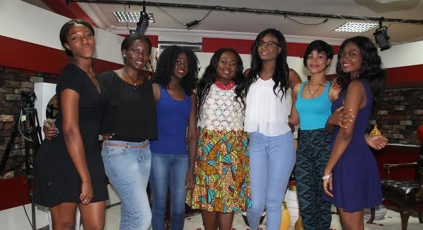 Dr. Gifty Anti Meets the Miss Malaika contestants ahead of new series of 'StandPoint'