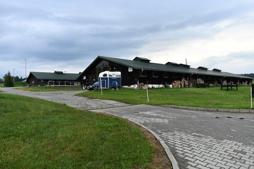 Gwałt w stadninie koni w Regietowie. Jest akt oskarżenia przeciwko byłemu dyrektorowi