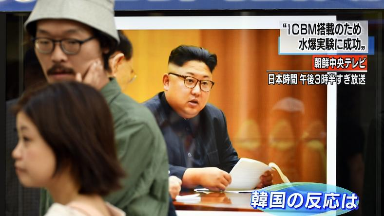 Korea Północna przeprowadziła dziś kolejną próbę atomową