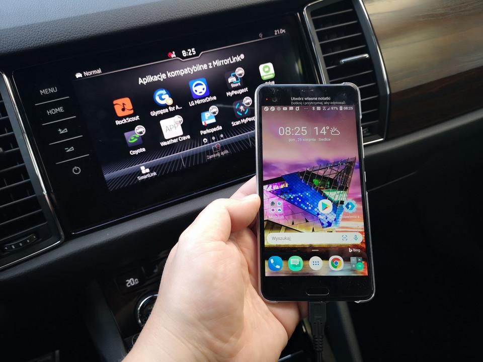 MirrorLink w samochodzie – przewodnik dla kierowców