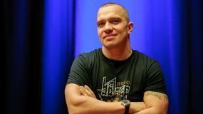 Łukasz Orbitowski: istnieję naprawdę, kiedy jesteś ty [WYWIAD]
